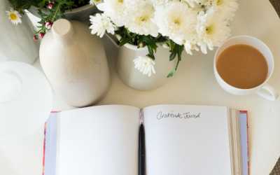 How Gratitude Journaling Changed My Life and the Way I Viewed My Son's ADHD