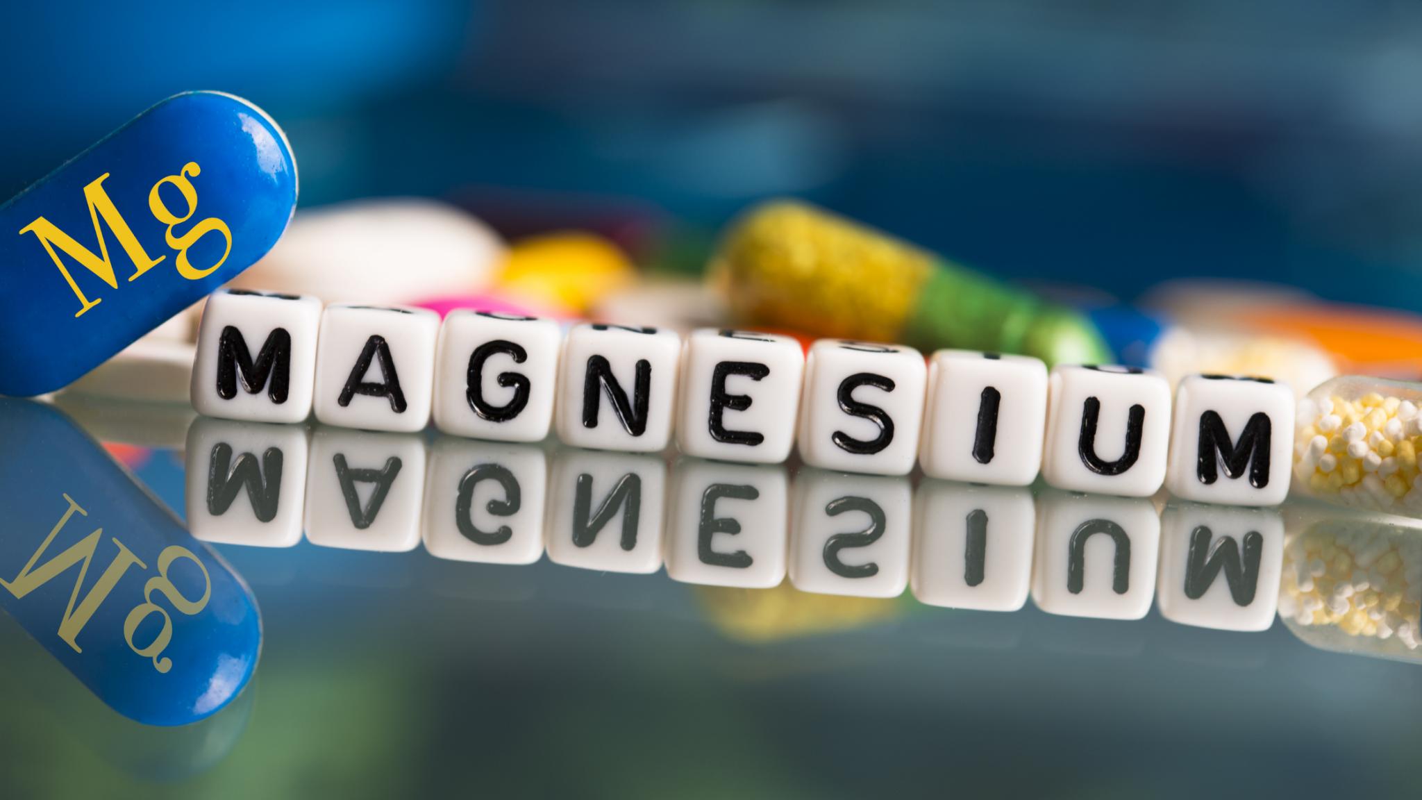 Magnesium for ADHD