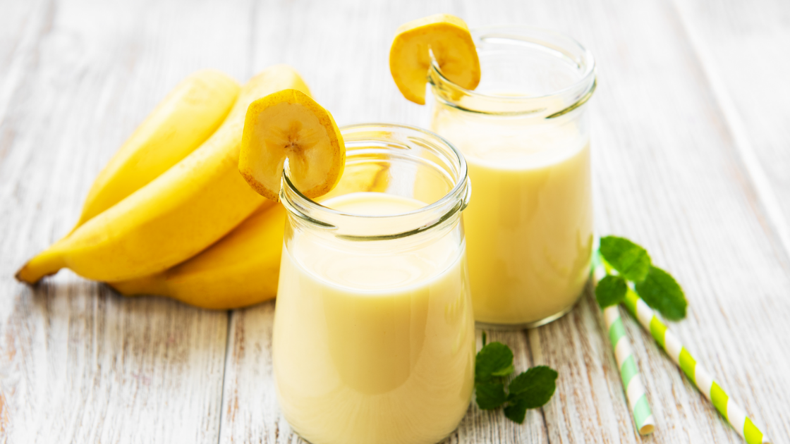 Bananas to Boost Child's Mind