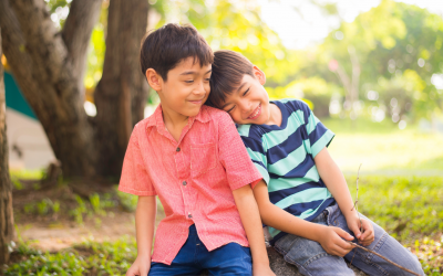 Siblings Getting Along After ADHD Symptoms Reduced