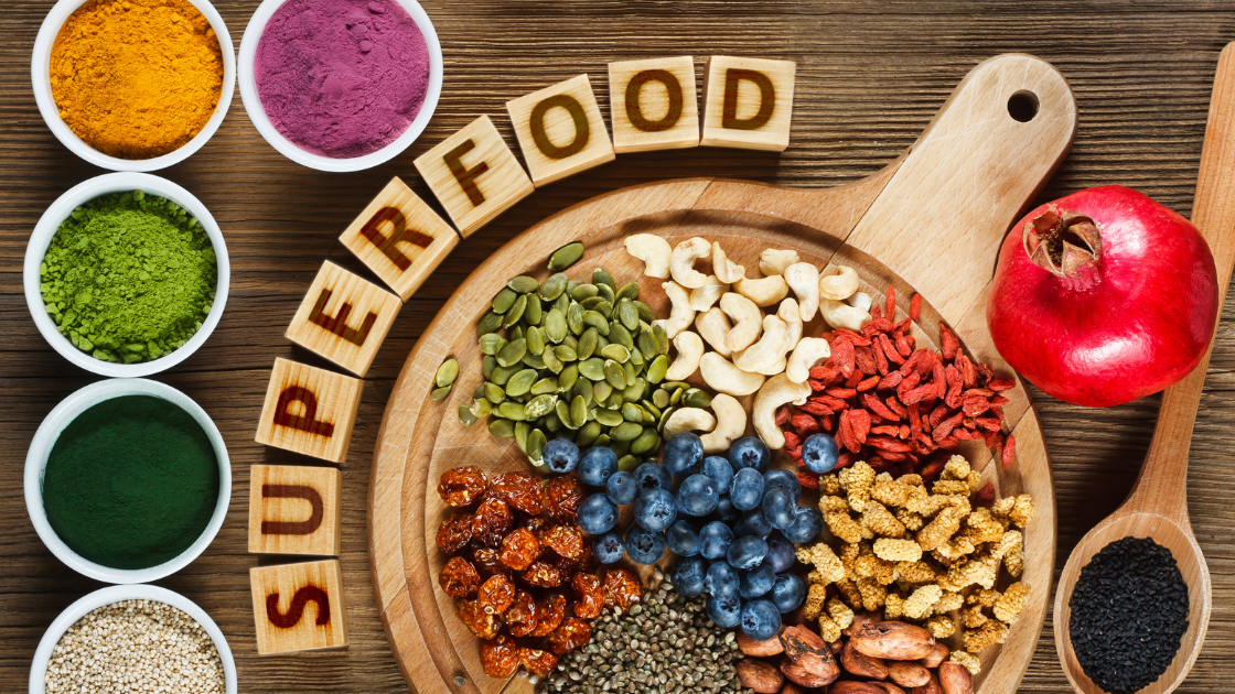 Superfoods to Give to Your Child with ADHD